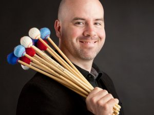 Faculty Recital: Jonathan Ovalle, percussion *POSTPONED*