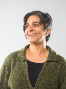 Prof Banu Subramaniam