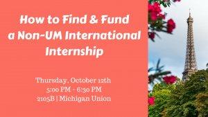 ICP Fund Internship