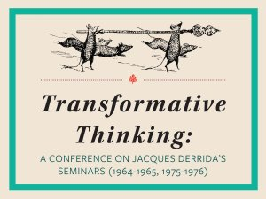 Transformative Thinking Conference