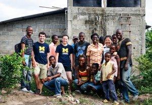 Liberia Project Team