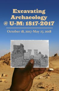 Excavating Archaeology @ the University of Michigan