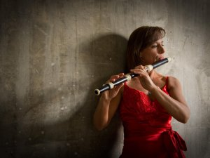 Sally Fleming Master Class Series: Kathie Stewart, baroque flute