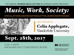 Annual Grilk Lecture