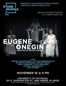 Onegin flyer