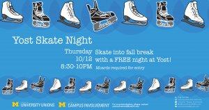 Yost Skate Night