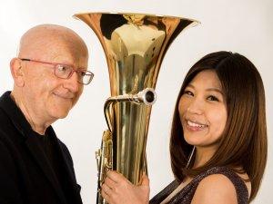 Guest Recital: Steven and Misa Mead, euphonium