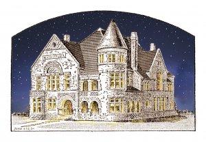 Newberry Hall Holiday