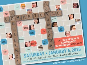 The Competence/Confidence Conundrum Workshop
