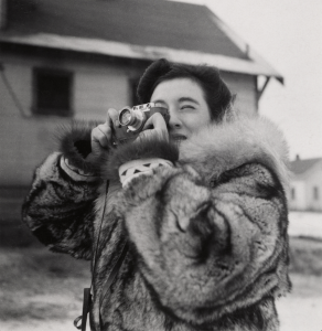 Unidentified Photographer; Ruth Gruber, Alaska, 1941-43