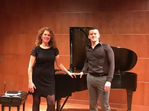 Guest Recital: Dan Graser, saxophone, and Kathryn Goodson, piano
