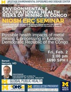 Dr. Nemory NIOSH ERC seminar