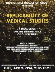 Replicability of medical studies