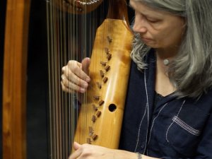 Early Music Lecture and Master Class: Christa Patton, baroque harps