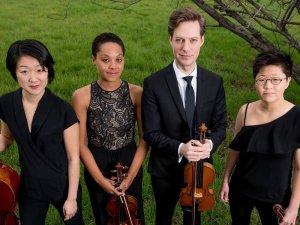 M-Prize Laureate Residency Guest Recital: Argus Quartet with Students