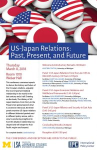 US-Japan Relations: Past, Present and Future