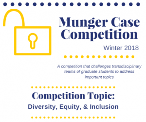Case Competition Winter 2018