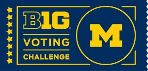 Big Ten Voting Challenge