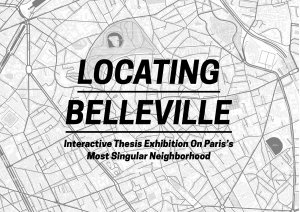 Locating Belleville image