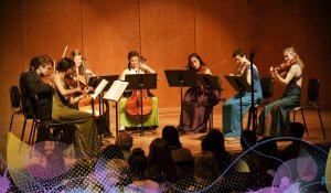 Center Stage Strings Student & Faculty Side-by-Side Recital