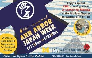 Ann Arbor Japan Week