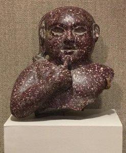 Sculpture speaks