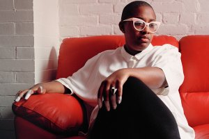 Cecile McLorin Salvant by Mark Fitton