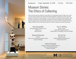 Museum Stories poster
