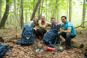 Intro to Camping