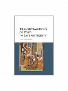 Transformation of Ovid in Late Antiquity poster