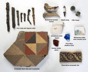 Detroit artifacts
