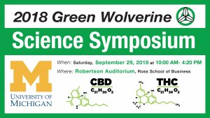 World-class researchers, scientists, and physicians gather in Ann Arbor to illuminate the future of cannabis medicine, research, and industry.