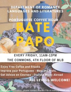 Bate-Papo poster