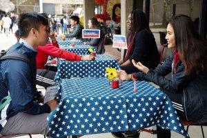 Table Talks on the Diag