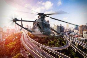 Krysinski helicopter image