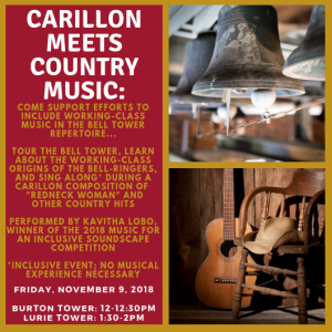 Carillon meets Country