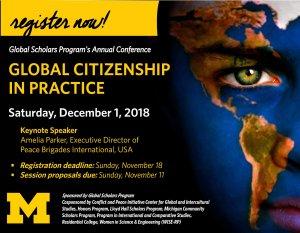 Global Citizenship Poster