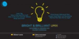 Bright and Brilliant