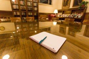 Write in the Hopwood Room