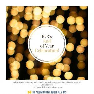 IGR End of Year Celebration