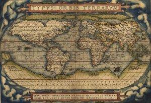 Ortelius's Theatrum Orbis Terrarum (1570)