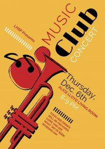 Music Club Concert