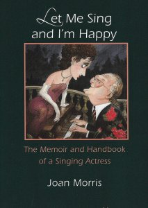 let me sing book cover