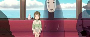 CJS Icons of Anime Film Series | Spirited Away