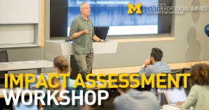 Impact Assessment Workshop