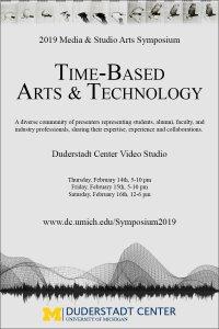 2019 Media & Studio Arts Symposium