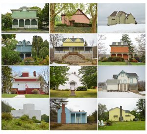 Blind House composite