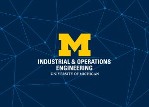U-M Industrial & Operations Engineering wordmark