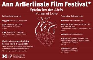 Ann ArBerlinale Film Festival