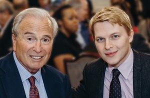 Ken Auletta and Ronan Farrow